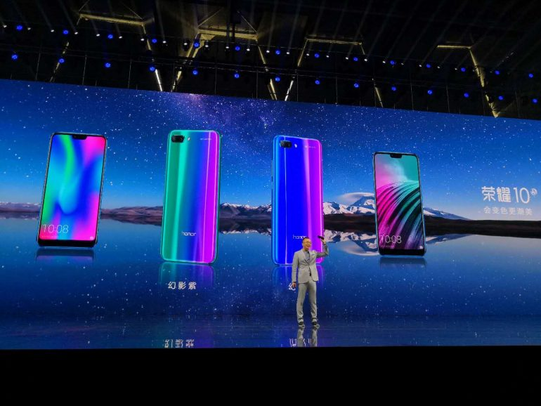 0b151b4836a honor 10 Launching in Malaysia on 22 May