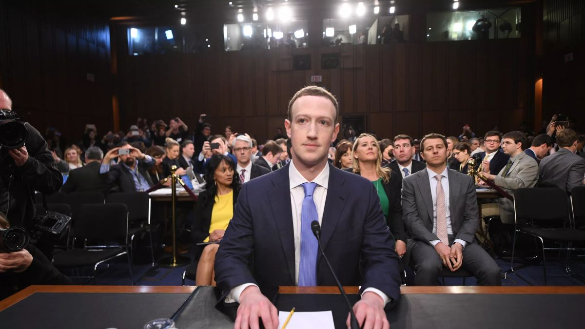 Here's how to watch Mark Zuckerberg testify before Congress this week