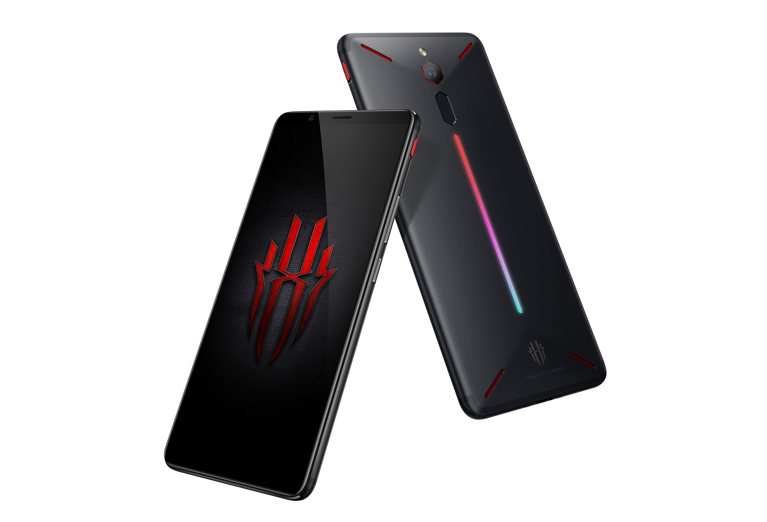 Nubia Red Magic gaming smartphone announced with glowing LED