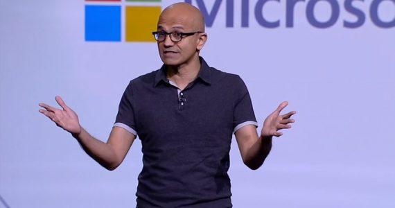 Microsoft Build 2018: Satya Nadella