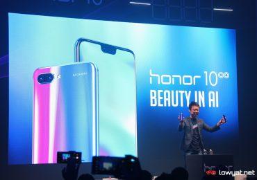 Honor 10 Malaysia Launch