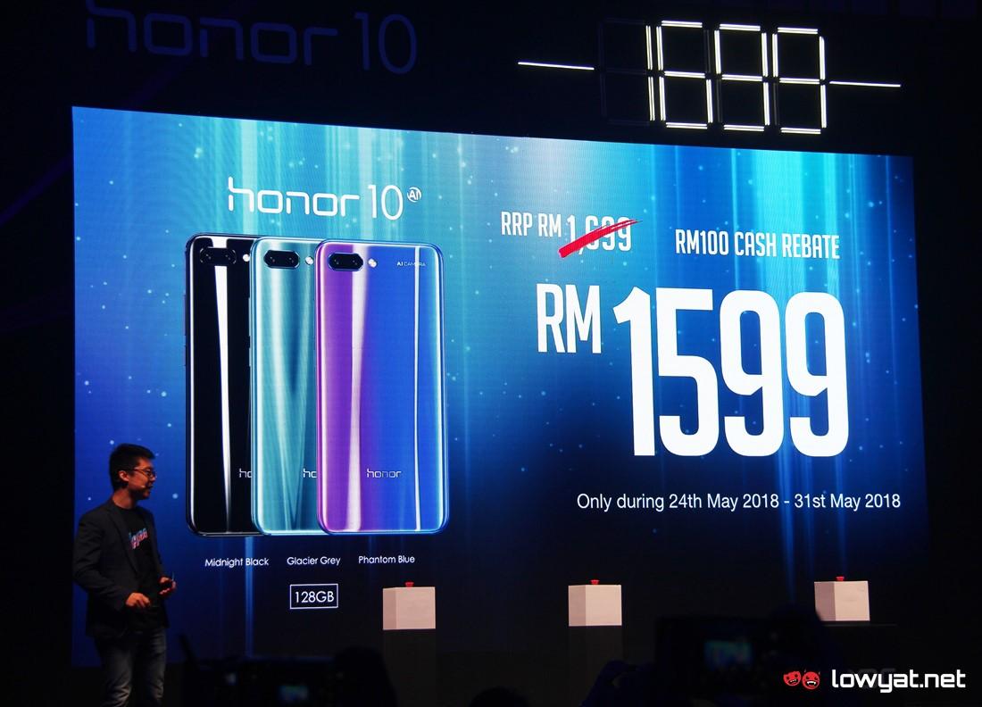 Honor 10 Price Malaysia