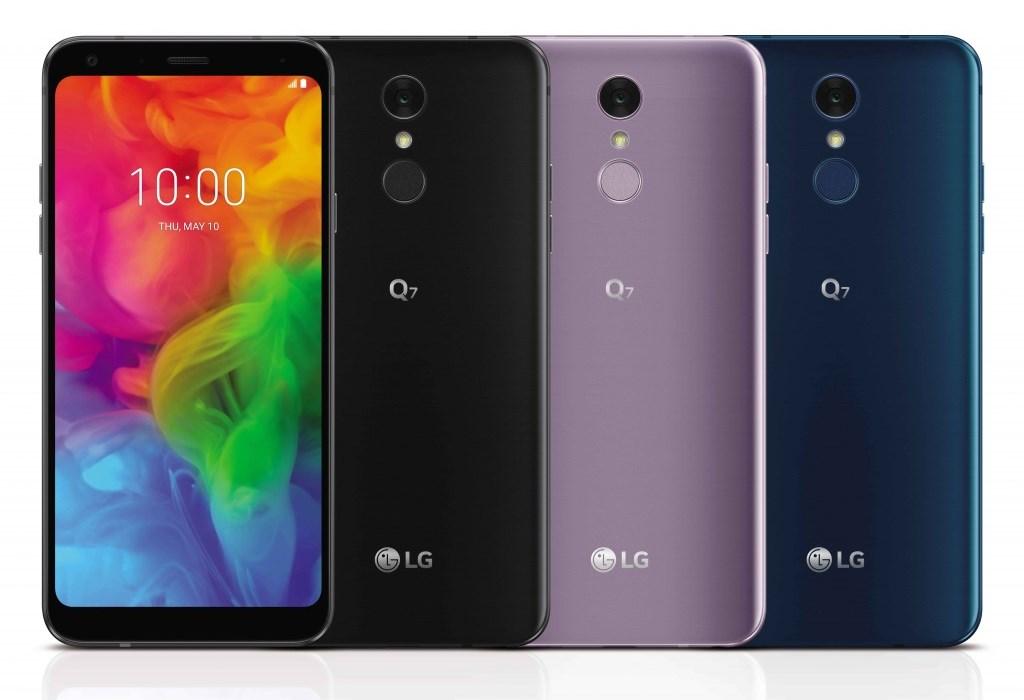 2018 LG Q7