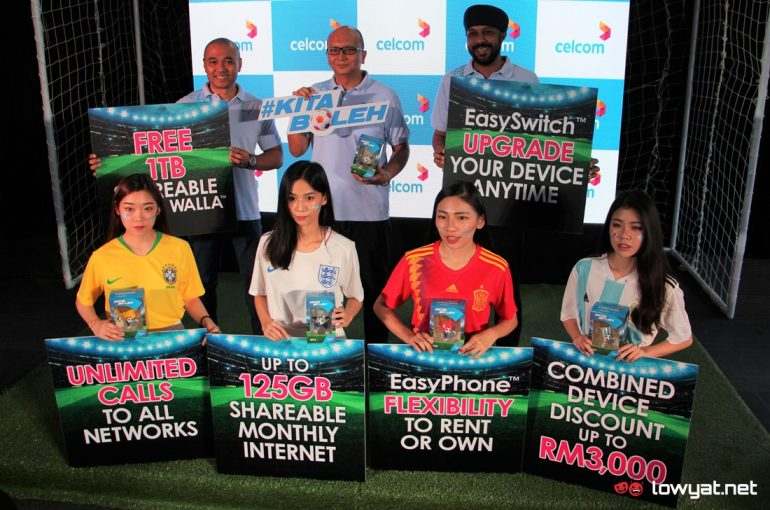 Celcom EasyPhone