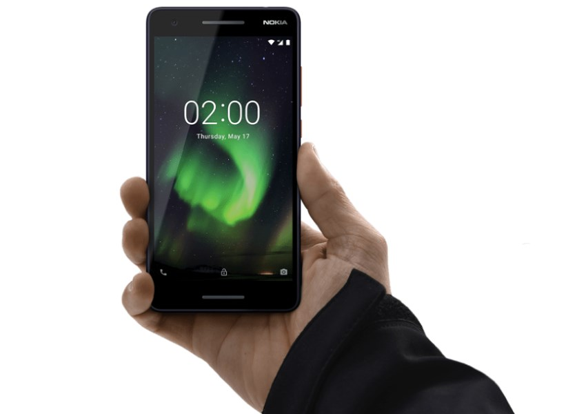2018 Nokia 2.1
