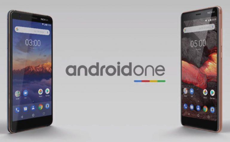 2018 Nokia 3 and Nokia 5 / Nokia 3.1 and Nokia 5.1