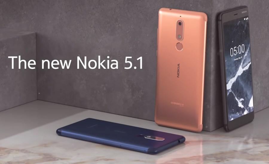 2018 Nokia 5 / Nokia 5.1