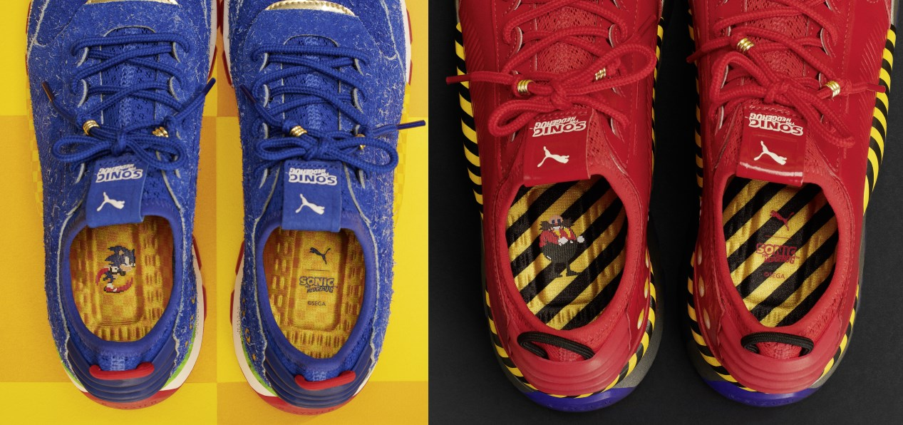 40bef4461098d8 Puma x Sonic The Hedgehog Shoes To Be Available In Malaysia On 5 ...