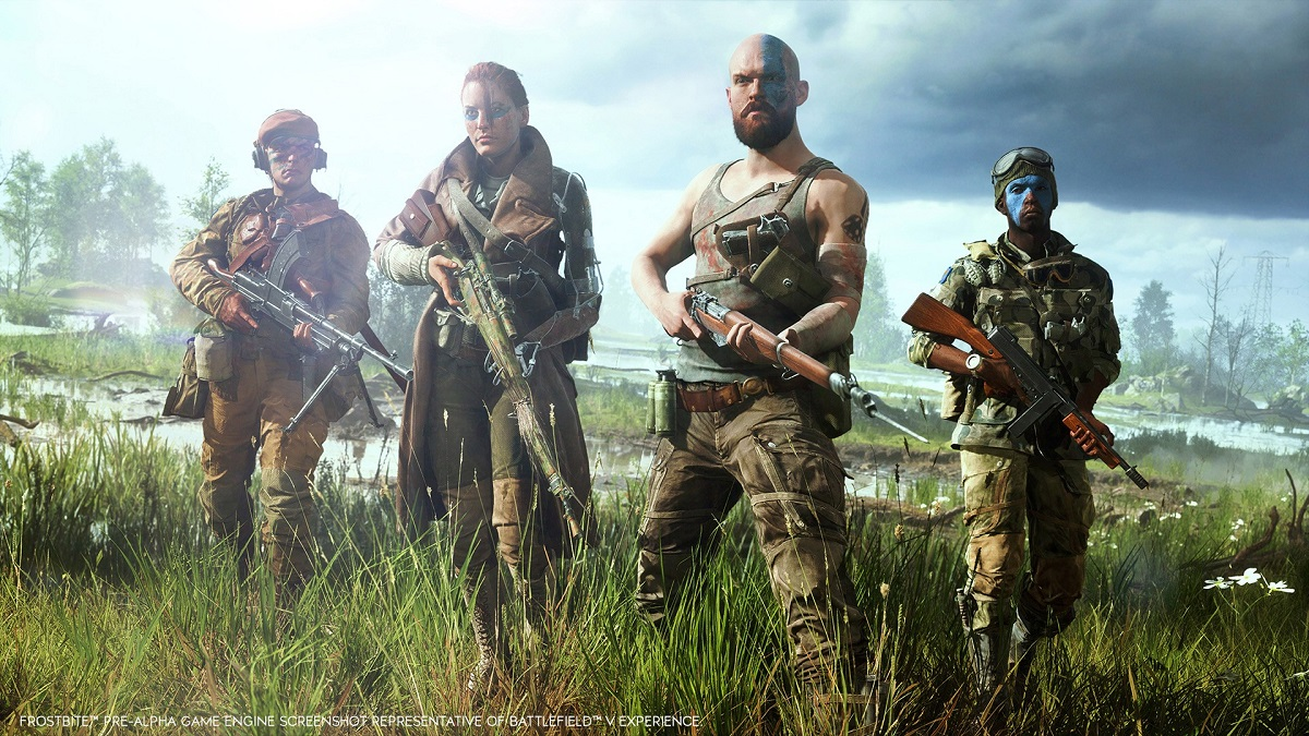DICE Teams up with Nvidia for Battlefield V