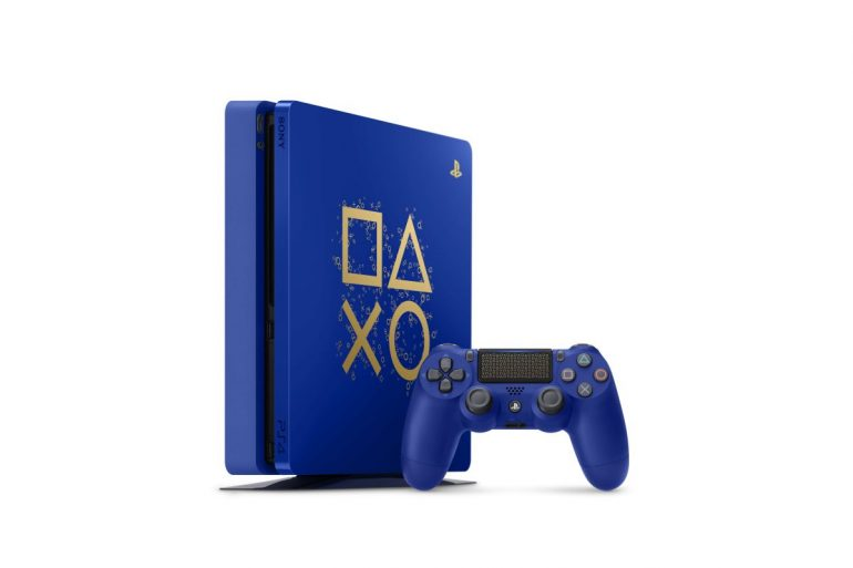 ps4 pro limited edition blue malaysia