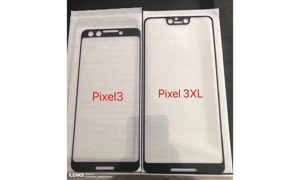 WoW! Google's Pixel 3 XL To Get iPhone X-Like Notch