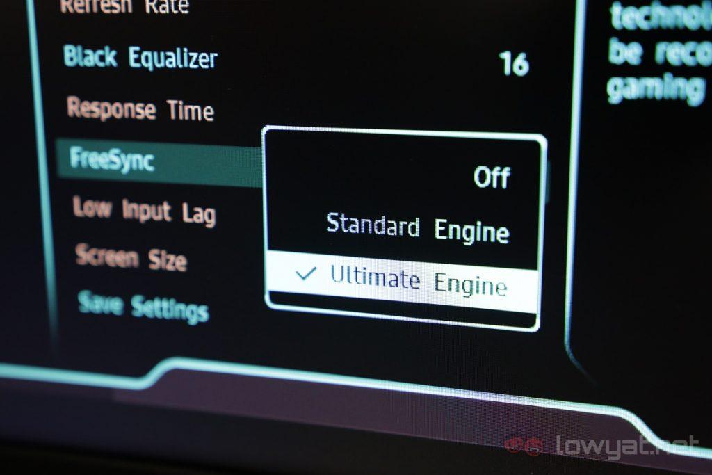 Samsung C32HG70 Monitor Lightning Review: Curvy Quantum Dot Gaming