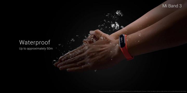 Xiaomi Mi Band 3 de pe Aliexpress