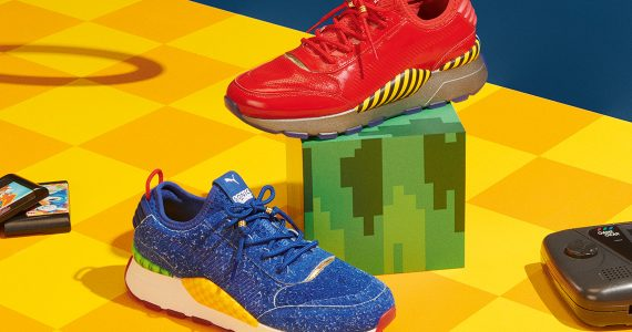 e4e983624a9d Puma Reveals The Release Date and Pricing For Sonic The Hedgehog Shoes