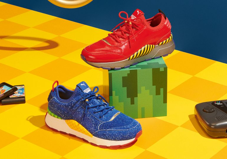 Malaysia To Sonic Available In On The Be X Shoes 5 Hedgehog Puma l3TcF1KJ