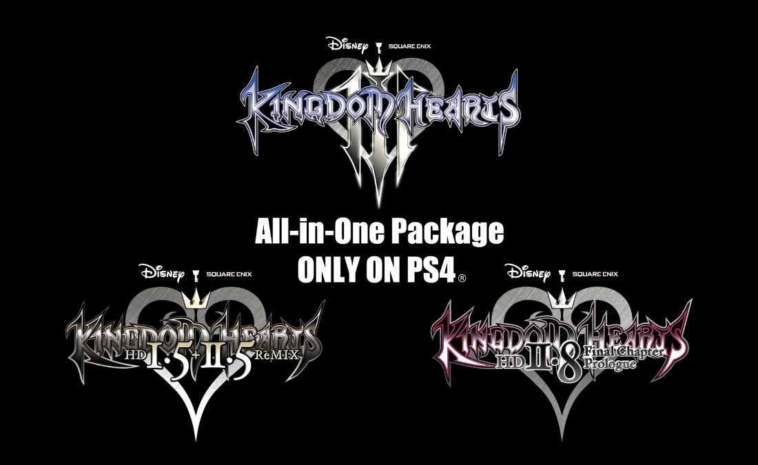 E3 2018: Check Out This Stunning Kingdom Hearts III PS4 Pro
