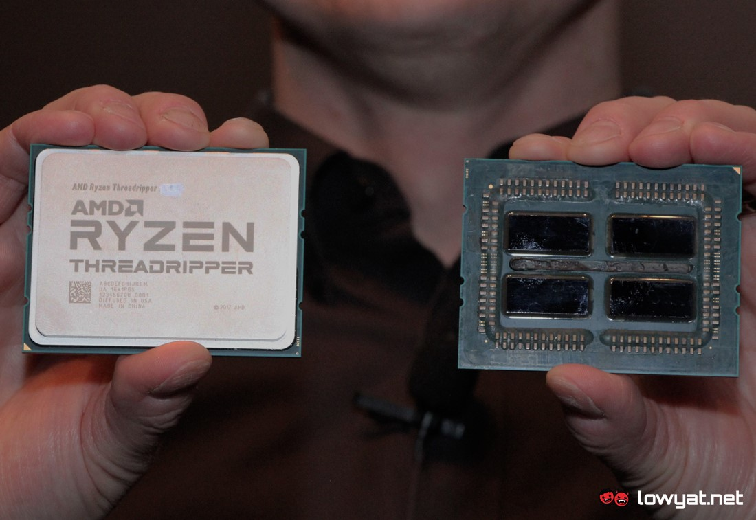 New AMD Ryzen Threadripper CPUs Unveiled: 32-Core Chip Is $1,800