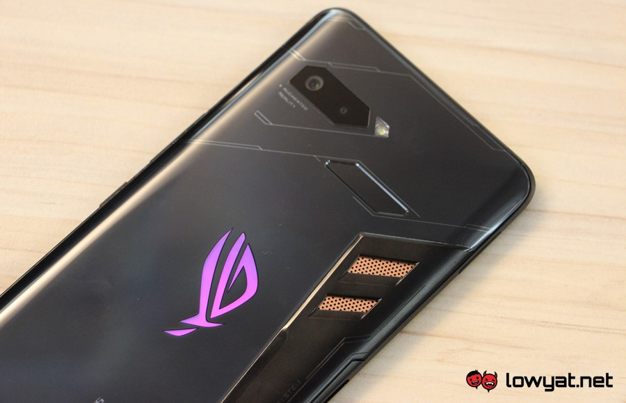 Computex 2018: ASUS ROG Phone Features Overclocked Snapdragon 845