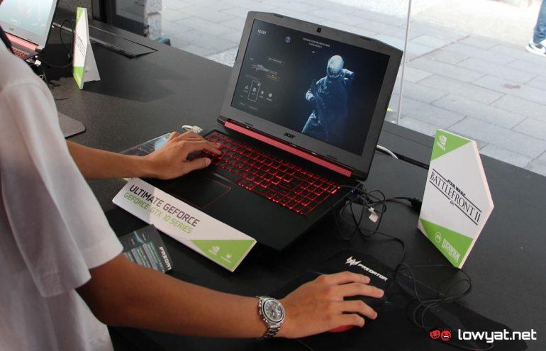 Acer Nitro 5 - Intel