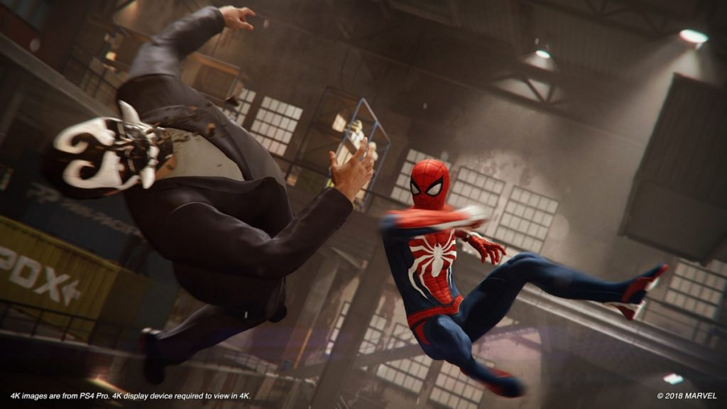 Gamers alert! Spider-Man PS4 smashes records like a boss!