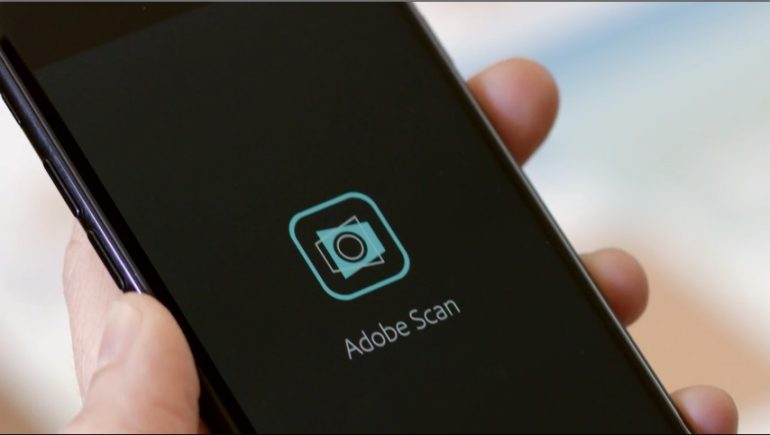 Adobe Scan App Employs Ai To Automatically Convert Business Cards
