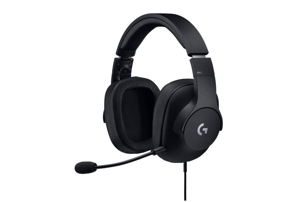 Logitech G Launches The G Pro Gaming Headset