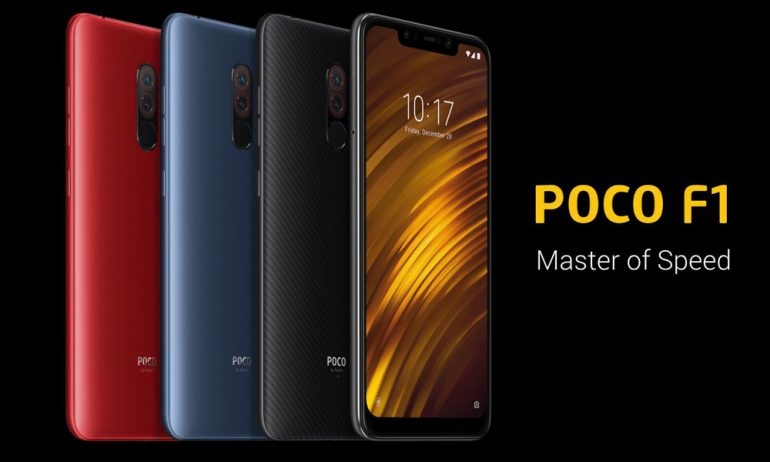 Xiaomi Poco F1 Is Official Qualcomm Snapdragon 845 Smartphone For Less Than Rm 1300 Lowyat Net