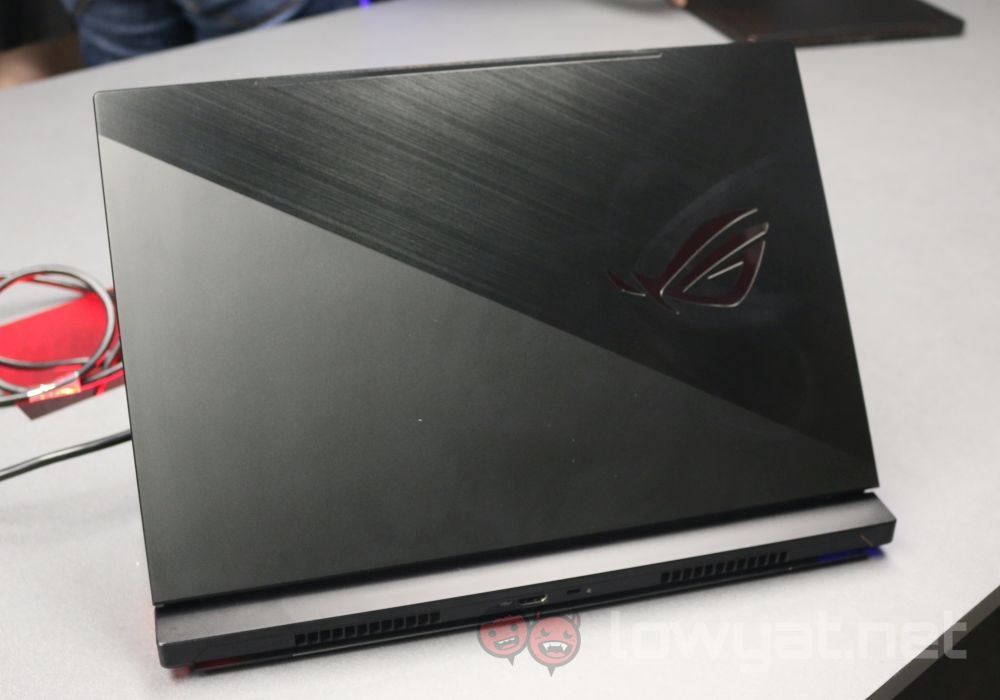 Zephyrus S gaming laptop unveiled by ASUS with thinner design