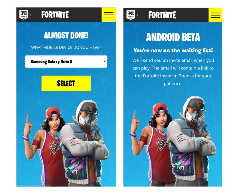How To Get Fortnite Android Beta | Fortnite Rare Account