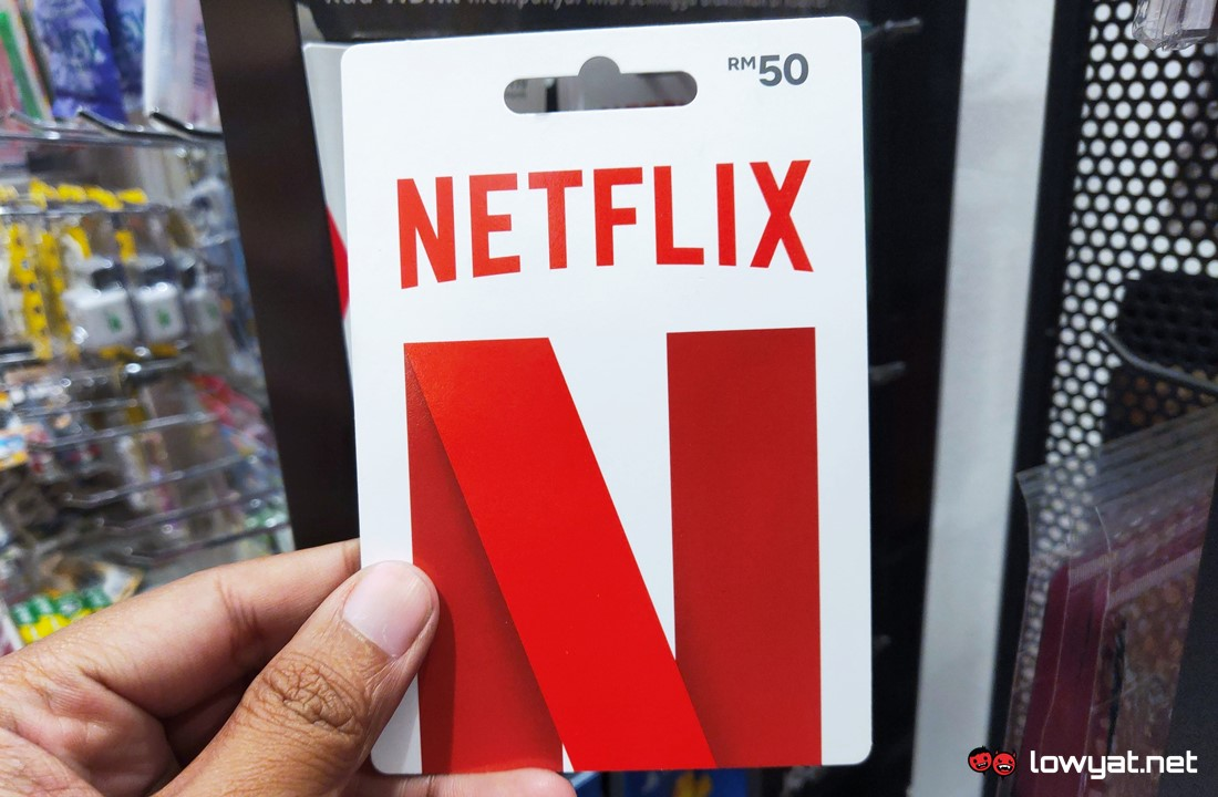 Netflix tests a $4/month mobile-only plan in Malaysia