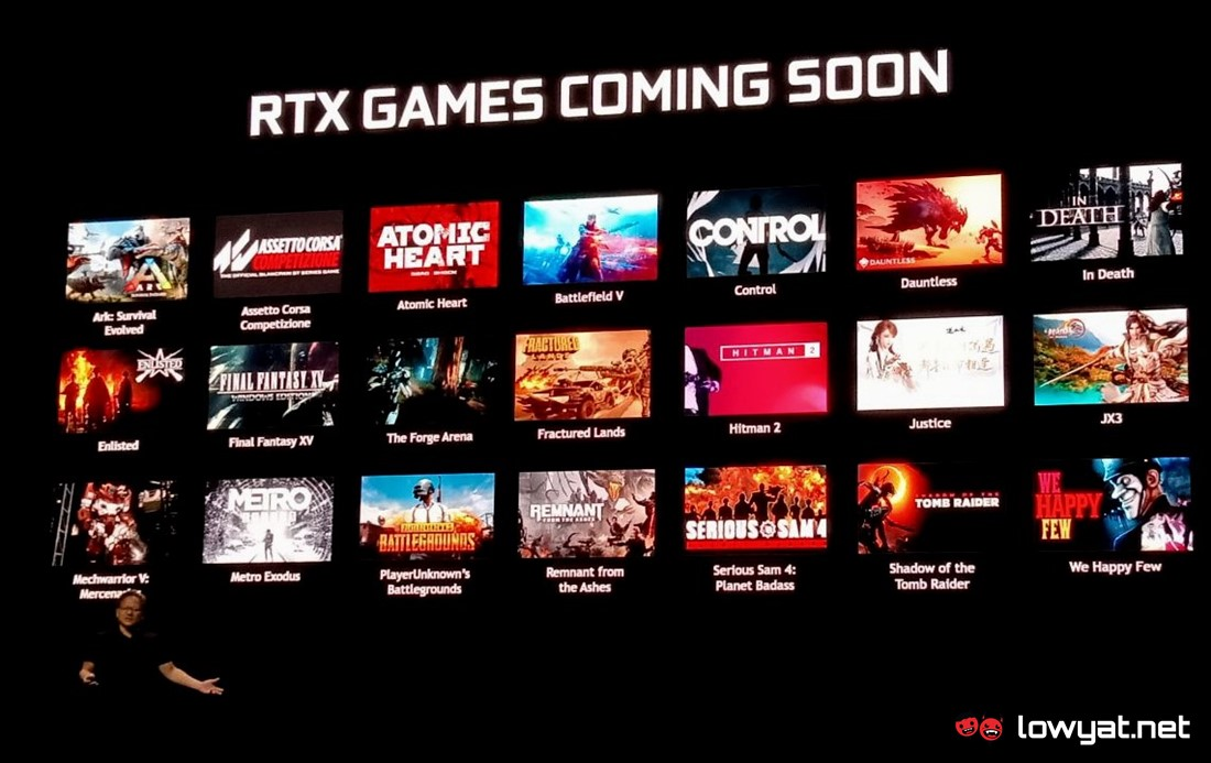 NVIDIA RTX Technology To Be Supported On Battlefield V, Shadow Of