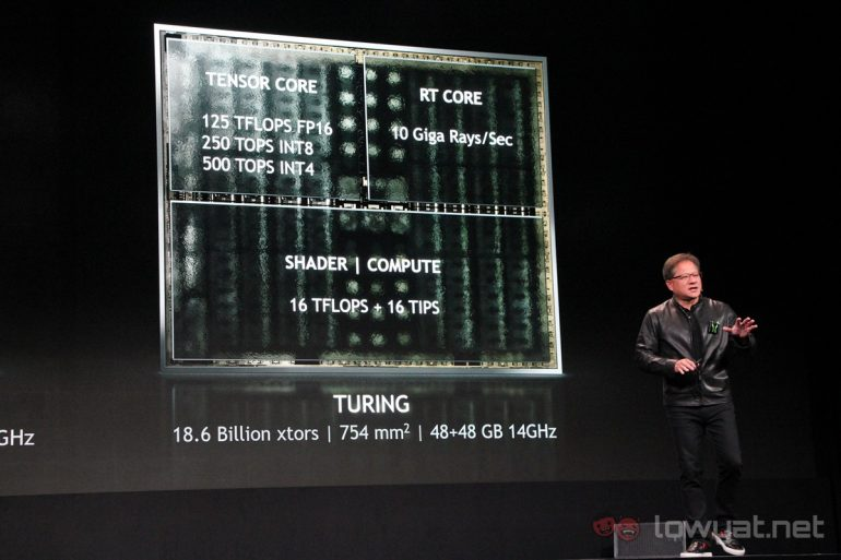 Nvidia Turing Gpu The Era Of Ai And Ray Tracing Is Upon Us Lowyat