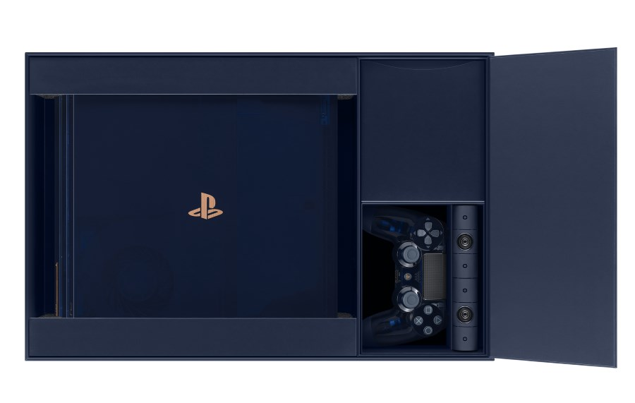 Dead Snazzy PlayStation 4 Pro 500 Million Limited Edition Revealed