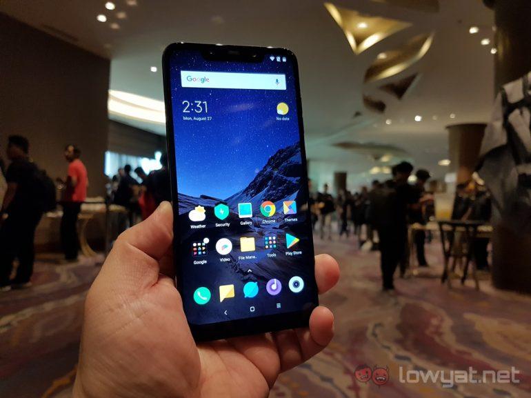 Xiaomi Pocophone F1 Unable To Stream Netflix In HD Resolution