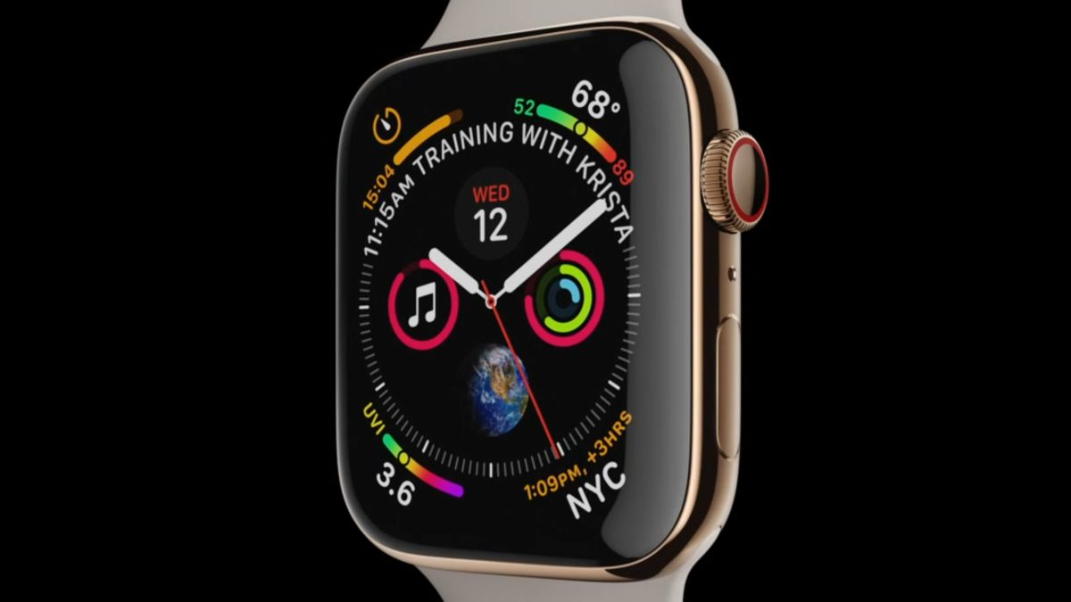 Apple Watch Walkie Talkie App Disabled Over Spying Concerns