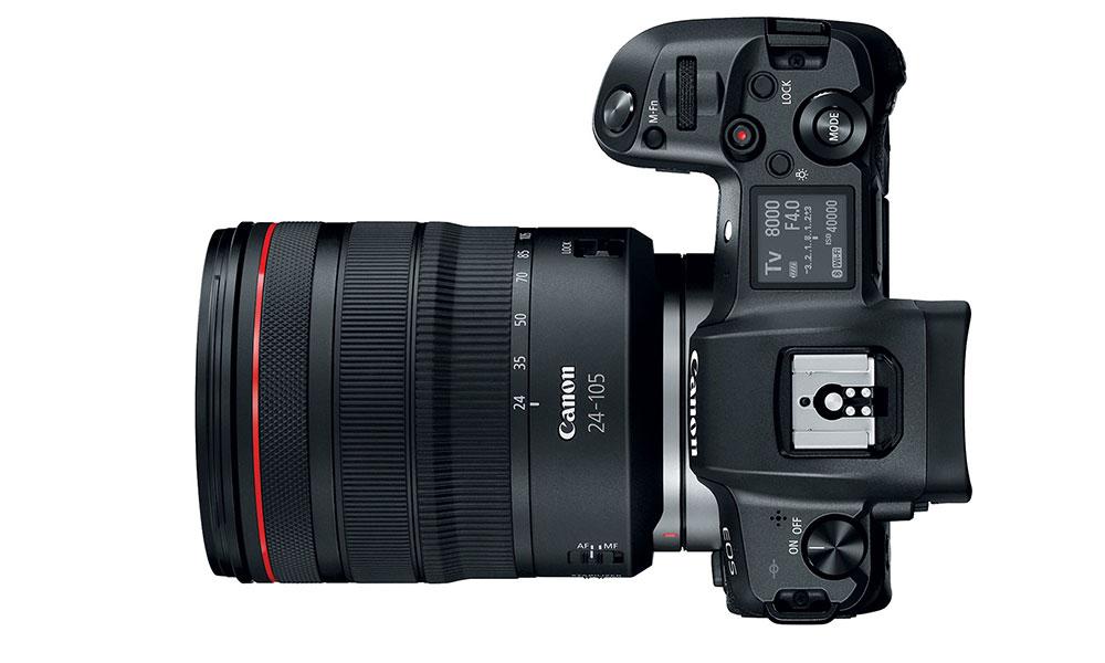 Canon Launches EOS R