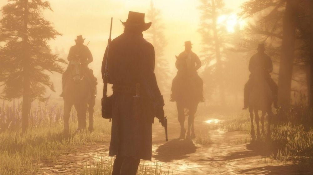 Red Dead Online Announced, Launching November 2018