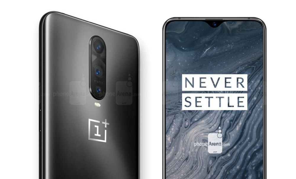 OnePlus 6T Renders Give A Glimpse At Triple Camera