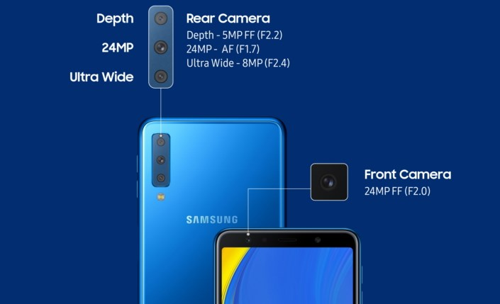 Image result for samsung a7 2018