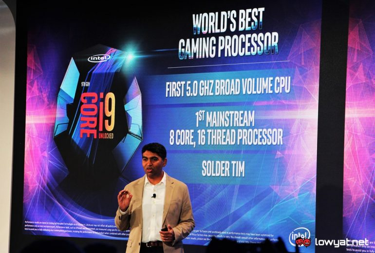 Amazon starts listing Core i9 9900K preorder at 499 Dollars