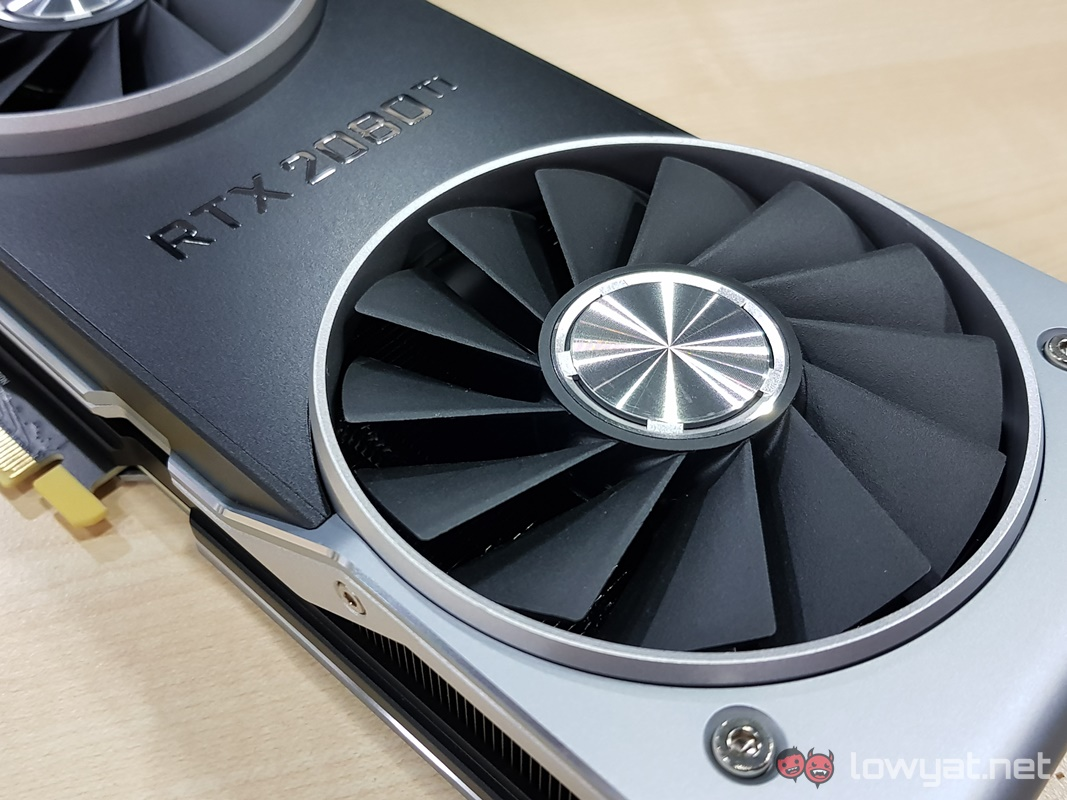 NVIDIA GeForce RTX 2080 Ti Graphics Cards Are Reportedly Dying Or