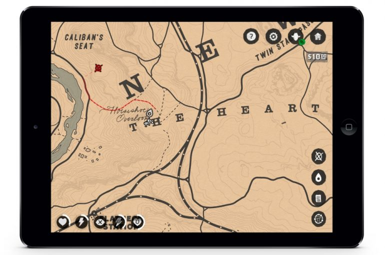 Red Dead Redemption 2 gets a companion app