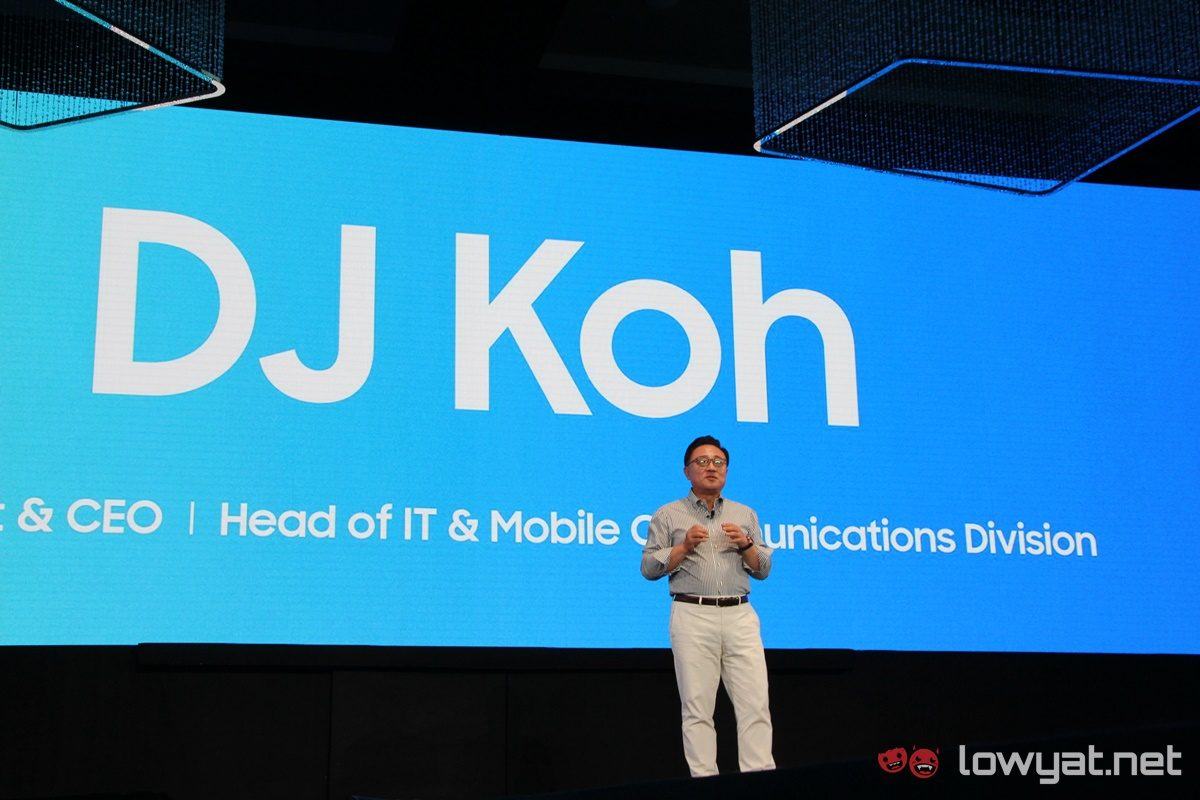 Interview: Understanding Samsung And Its Future With DJ Koh | Lowyat NET