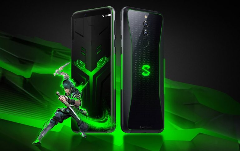 Xiaomi Black Shark Helo Gaming Phone Goes Official