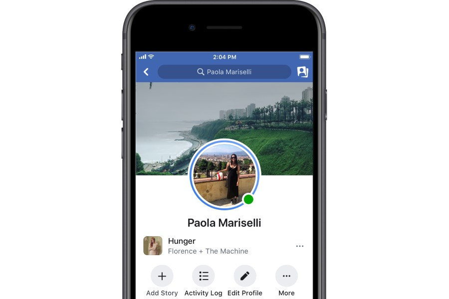 Facebook Update Will Allow Users to Pin Songs on Profile Page