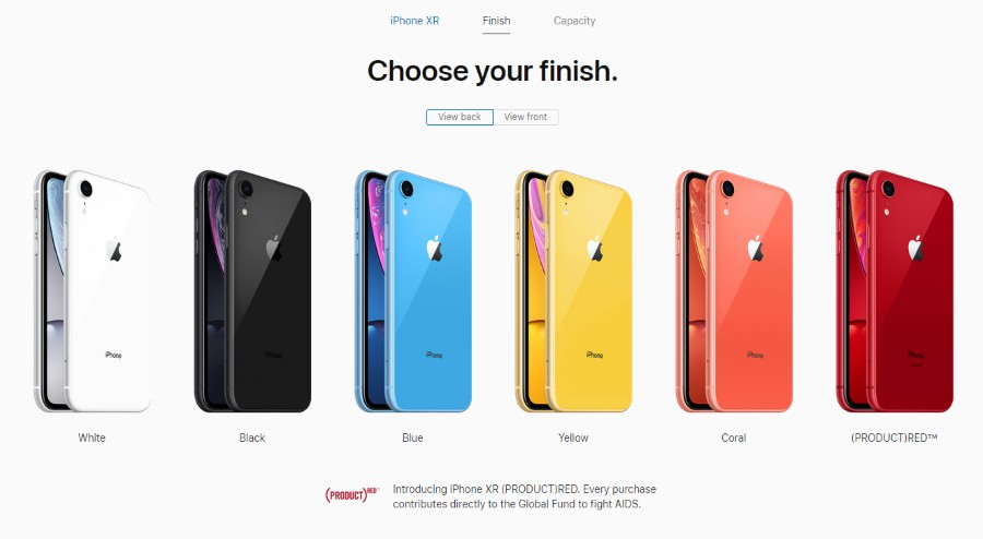 The iPhone XR is now available for pre-order