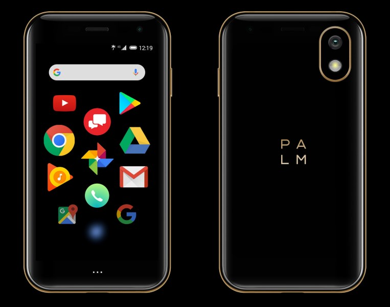 Palm Phone Launches As An Ultra Mobile Companion For Android Smartphones