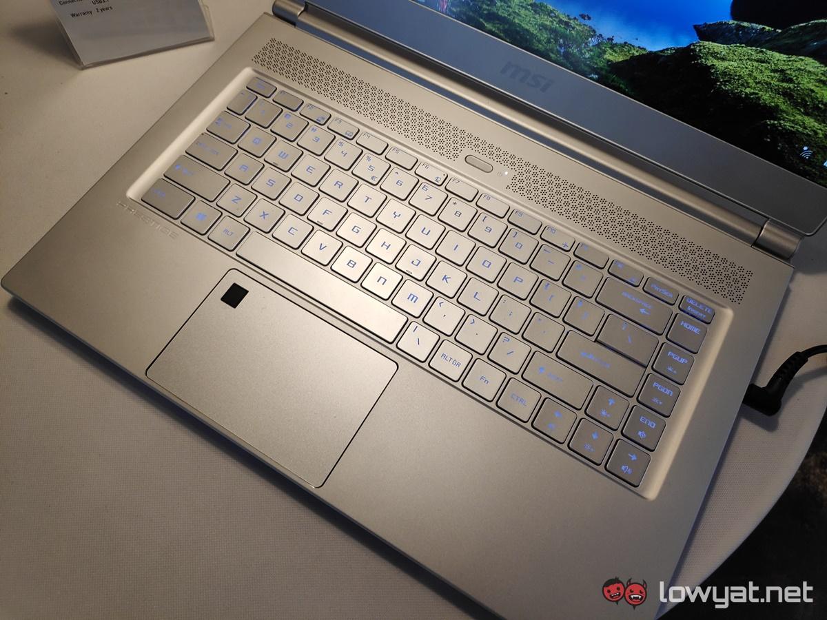 MSI P65 Creator Notebook Lands In Malaysia