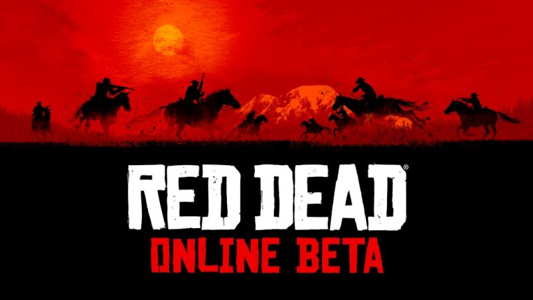 Red Dead Online's first beta test is officially kicking off this week