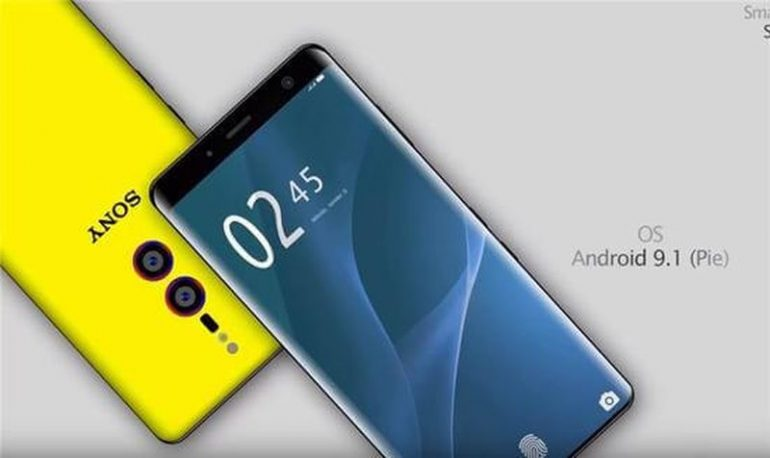 Rumour: Sony Xperia XZ4 To Feature In-Display Fingerprint